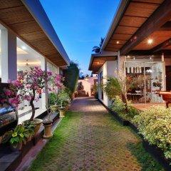 Отель Aleesha Villas интерьер отеля фото 2