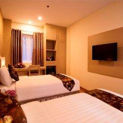 GK Central Hotel комната для гостей