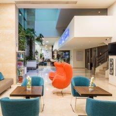 Отель TRYP Lisboa Oriente Hotel Португалия, Лиссабон - отзывы, цены и фото номеров - забронировать отель TRYP Lisboa Oriente Hotel онлайн интерьер отеля фото 3
