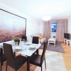 Отель Little Home - Warsaw Royal Польша, Варшава - отзывы, цены и фото номеров - забронировать отель Little Home - Warsaw Royal онлайн комната для гостей фото 5