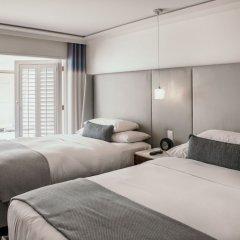Отель The Mosaic Beverly Hills Беверли Хиллс комната для гостей фото 5