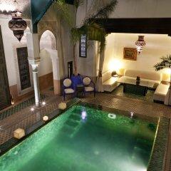 Отель Riad Farnatchi Марокко, Марракеш - отзывы, цены и фото номеров - забронировать отель Riad Farnatchi онлайн бассейн