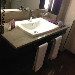 Hotel Macia Real de la Alhambra ванная