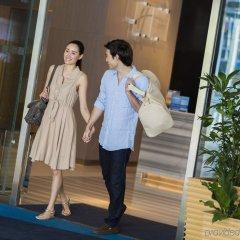 Отель Holiday Inn Express Bangkok Siam Таиланд, Бангкок - 3 отзыва об отеле, цены и фото номеров - забронировать отель Holiday Inn Express Bangkok Siam онлайн фитнесс-зал фото 2
