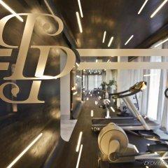Отель Platinum Palace фитнесс-зал