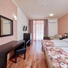 Отель Party Hotel Zornitsa Болгария, Солнечный берег - отзывы, цены и фото номеров - забронировать отель Party Hotel Zornitsa онлайн комната для гостей фото 3