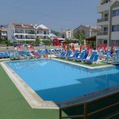 Long Beach Hotel Турция, Мармарис - отзывы, цены и фото номеров - забронировать отель Long Beach Hotel онлайн бассейн