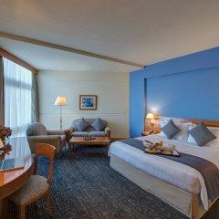 Отель J5 Hotels Port Saeed Дубай комната для гостей фото 2