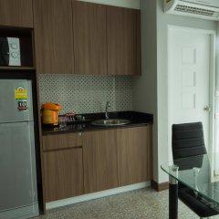 Апартаменты Modernbright Service Apartment Бангламунг в номере
