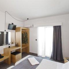 Отель Butterfly Hotel Греция, Родос - отзывы, цены и фото номеров - забронировать отель Butterfly Hotel онлайн комната для гостей фото 2