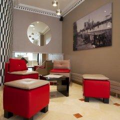 Отель Abbatial Saint Germain Франция, Париж - отзывы, цены и фото номеров - забронировать отель Abbatial Saint Germain онлайн интерьер отеля