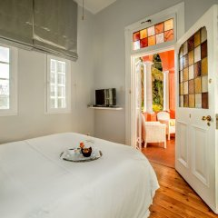 Отель The Villa Rosa Bed and Breakfast комната для гостей фото 2
