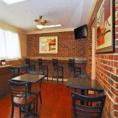 Отель Best Western Auburn/Opelika Inn США, Опелика - отзывы, цены и фото номеров - забронировать отель Best Western Auburn/Opelika Inn онлайн питание