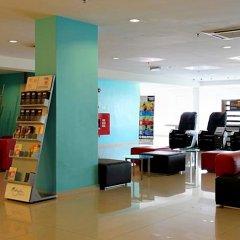 Отель Tune Hotel - Downtown Penang Малайзия, Пенанг - отзывы, цены и фото номеров - забронировать отель Tune Hotel - Downtown Penang онлайн спа фото 2