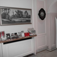 Отель Serotel Lutèce интерьер отеля