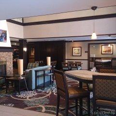 Отель Staybridge Suites Columbus-Airport гостиничный бар