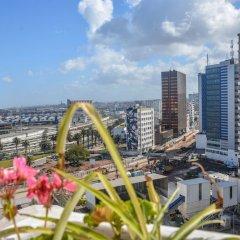 Отель Appartement Asmaa Марокко, Касабланка - отзывы, цены и фото номеров - забронировать отель Appartement Asmaa онлайн балкон