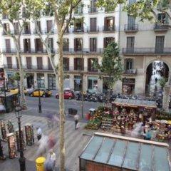 Отель AinB Las Ramblas-Guardia Apartments Испания, Барселона - 1 отзыв об отеле, цены и фото номеров - забронировать отель AinB Las Ramblas-Guardia Apartments онлайн фото 2