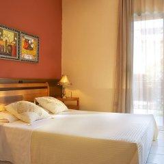 Отель Pelli Hotel Греция, Пефкохори - отзывы, цены и фото номеров - забронировать отель Pelli Hotel онлайн комната для гостей фото 5