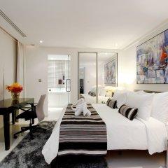 BYD Lofts Boutique Hotel & Serviced Apartments by X2 комната для гостей фото 2