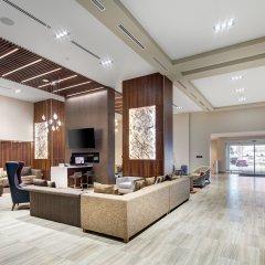 Travelodge Hotel Toronto Airport интерьер отеля