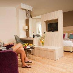 Side Prenses Resort Hotel & Spa Турция, Анталья - 3 отзыва об отеле, цены и фото номеров - забронировать отель Side Prenses Resort Hotel & Spa онлайн комната для гостей
