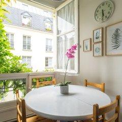 Отель Suite Tournelles - Wifi - 5 Guests балкон