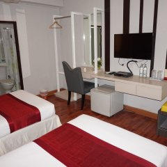 SF Biz Hotel удобства в номере