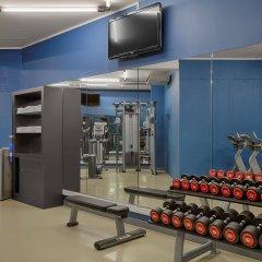 Отель Aloft Brussels Schuman фитнесс-зал