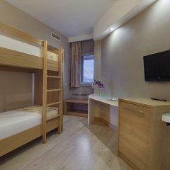 Отель Trendy Palm Beach - All Inclusive Сиде комната для гостей фото 4