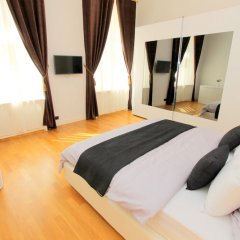 Отель Luxury apartments Krocínova Чехия, Прага - отзывы, цены и фото номеров - забронировать отель Luxury apartments Krocínova онлайн сейф в номере