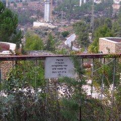 Отель Tur Sinai Organic Farm Resort Иерусалим