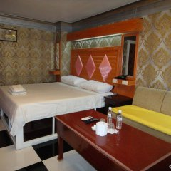 Отель California Филиппины, Пампанга - отзывы, цены и фото номеров - забронировать отель California онлайн комната для гостей фото 4