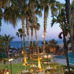 Отель Lordos Beach Кипр, Ларнака - 6 отзывов об отеле, цены и фото номеров - забронировать отель Lordos Beach онлайн фото 7