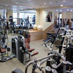 Отель Golden Prague Residence фитнесс-зал