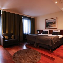 Отель Hotelli Verso Ювяскюля комната для гостей