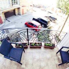 Гостиница Николаевский парковка