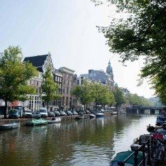 Отель Nieuwezijds Apartments Нидерланды, Амстердам - отзывы, цены и фото номеров - забронировать отель Nieuwezijds Apartments онлайн приотельная территория фото 2