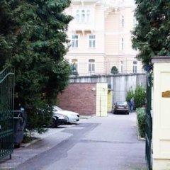 Hotel Mignon Карловы Вары парковка