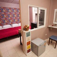 Отель Sodsai Garden Бангкок комната для гостей фото 2