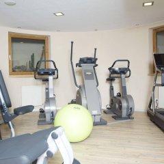 Отель Rose Австрия, Майрхофен - отзывы, цены и фото номеров - забронировать отель Rose онлайн фитнесс-зал фото 2