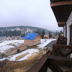 Гостиница Вилла Лоиза балкон