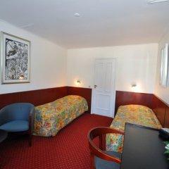 Отель La Tour Дания, Орхус - отзывы, цены и фото номеров - забронировать отель La Tour онлайн комната для гостей фото 2