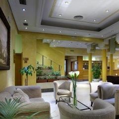 Отель Eurostars Regina Испания, Севилья - 1 отзыв об отеле, цены и фото номеров - забронировать отель Eurostars Regina онлайн интерьер отеля
