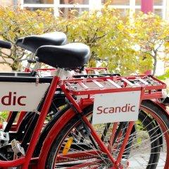 Отель Scandic Stortorget Швеция, Мальме - отзывы, цены и фото номеров - забронировать отель Scandic Stortorget онлайн спортивное сооружение