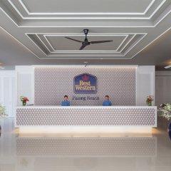 Отель Best Western Patong Beach Пхукет интерьер отеля фото 2