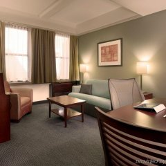 Отель Club Quarters Midtown -Times Square комната для гостей фото 4
