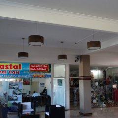 Отель Trans International Hotel Фиджи, Вити-Леву - отзывы, цены и фото номеров - забронировать отель Trans International Hotel онлайн интерьер отеля фото 2