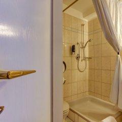 Отель ARDE Германия, Кёльн - 5 отзывов об отеле, цены и фото номеров - забронировать отель ARDE онлайн ванная