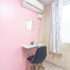 Отель Sounlin Guesthouse - Caters to Women Южная Корея, Сеул - отзывы, цены и фото номеров - забронировать отель Sounlin Guesthouse - Caters to Women онлайн удобства в номере фото 2